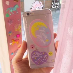 Clear I-phone case