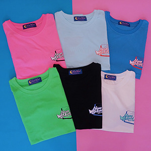 Color 1/2 T-shirt