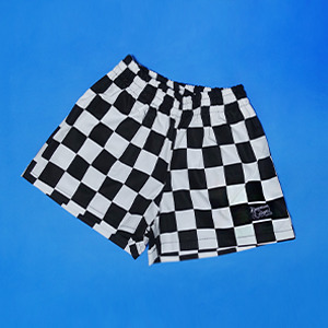 Chess Half Pants