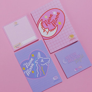 [Stationary] Note & Memo Pad