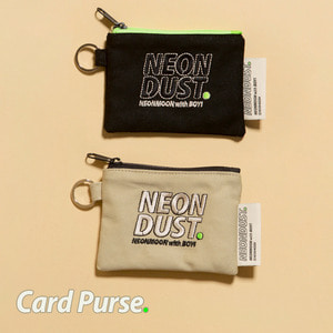 NEONDUST. Card Purse