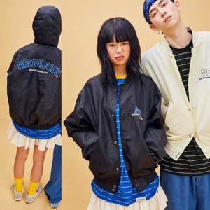 ND Windbreaker (Black)