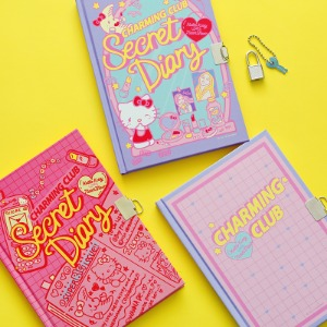 [HELLO KITTY Loves NEONMOON] Secret Diary