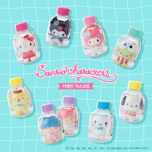 [Sanrio] Pet bottle Characters