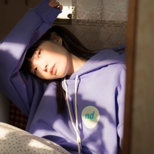 ND19W HOOD (Purple)