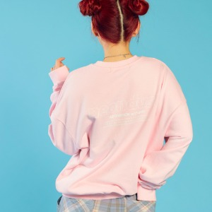 [ND] 20SP Sweat Shirt (PINK)