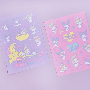 [Rainbow Melody] Sticker