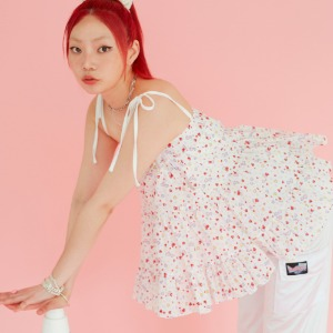 20SM Cancan Skirt (Bubble Heart)