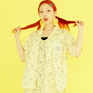 City Otaku 1/2 Shirt (Yellow)