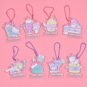 Sanrio Characters Key Holder *8/21 일괄 예약발송