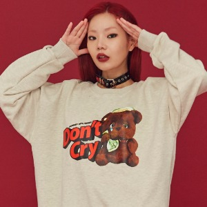[ND.] 20FW Friends Sweat Shirt (Oatmeal)