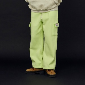 20FW Cotton Pocket Pants (Green)